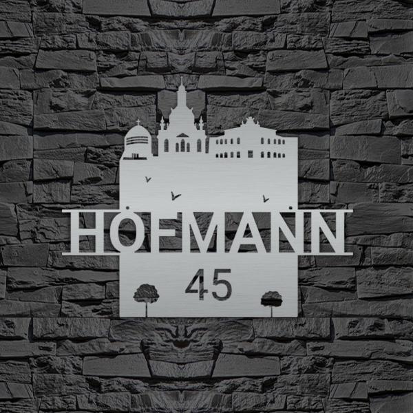 Dresden Hausschild